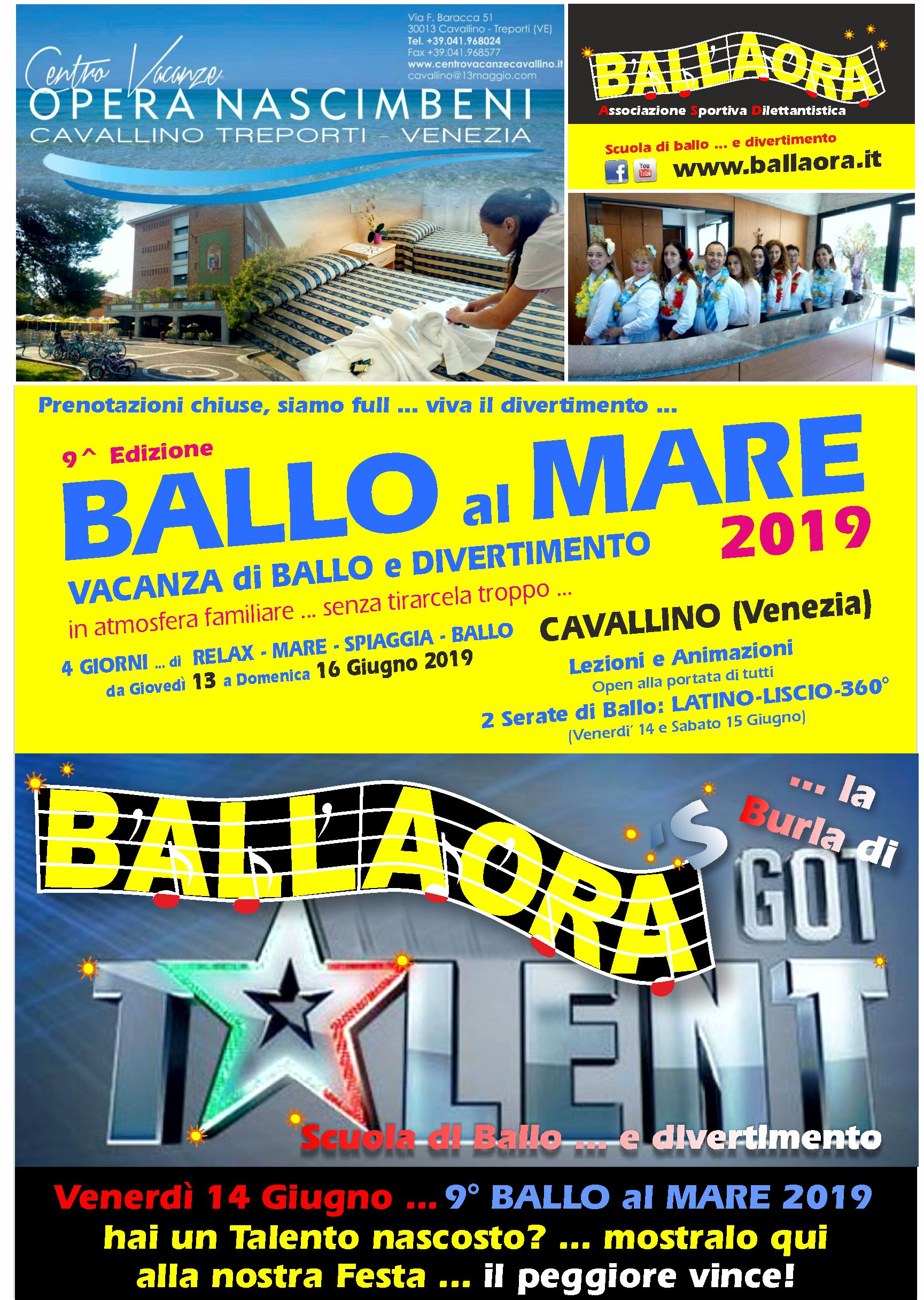 ballaora s got talent